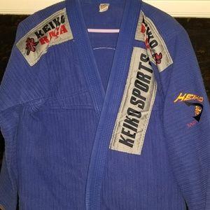 Brazilian Jujitsu Gi pants are included